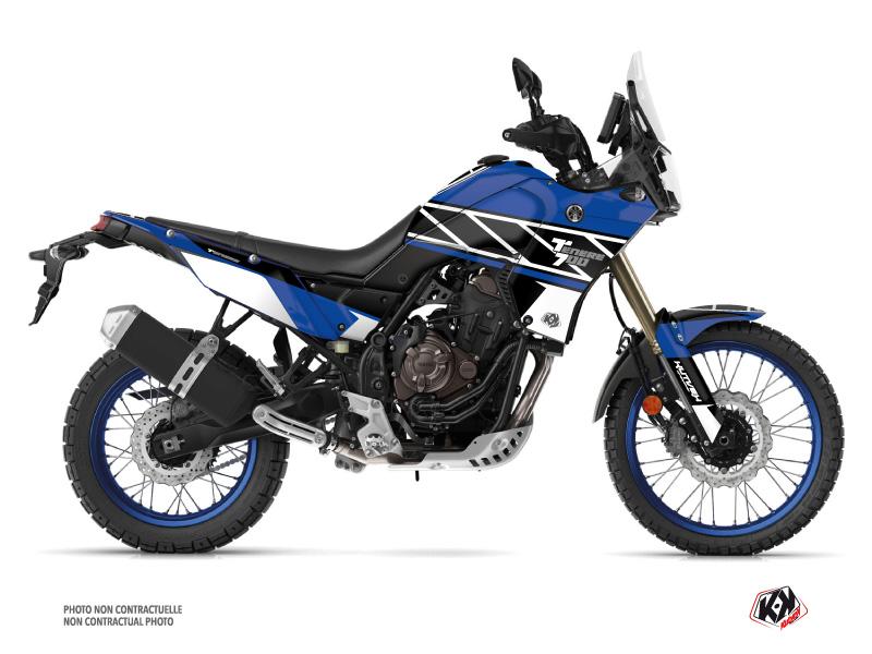 Yamaha TENERE 700 Street Bike Replica Graphic Kit Blue