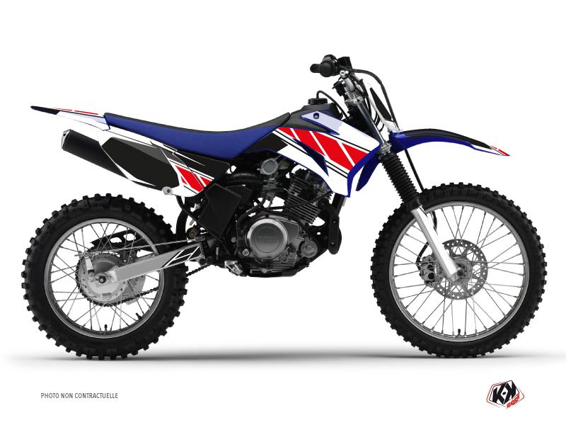 Yamaha TTR 125 Dirt Bike Replica Graphic Kit Red