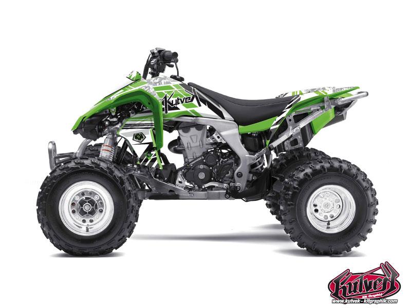 Kawasaki 450 KFX ATV Spirit Graphic Kit