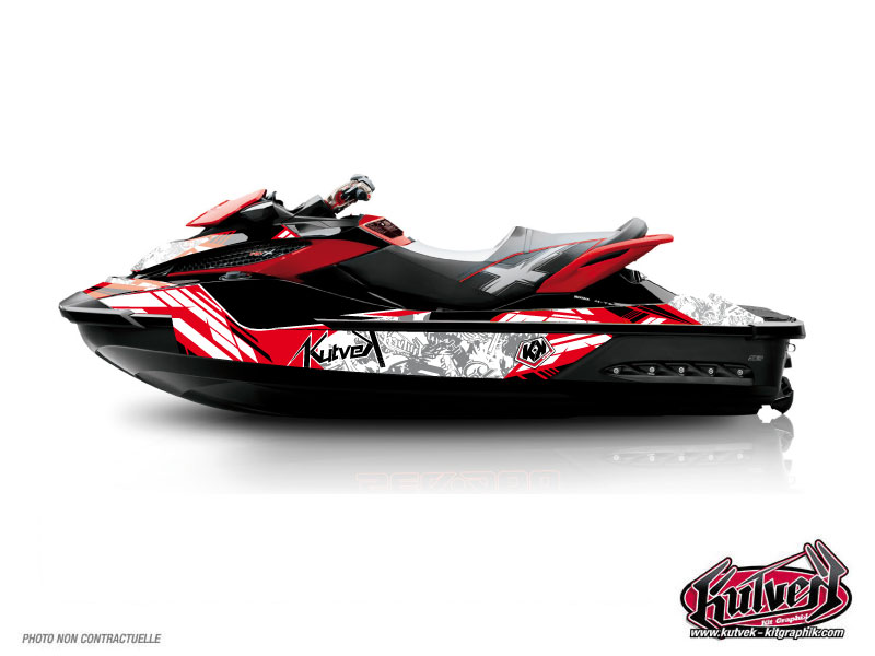 Seadoo RXT-GTX Jet-Ski Spirit Graphic Kit