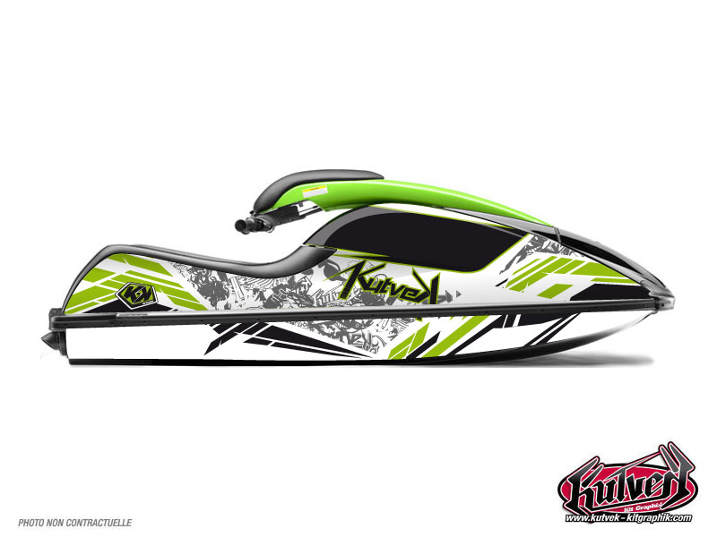 Kit Déco Jet-Ski Spirit Kawasaki SXR 800