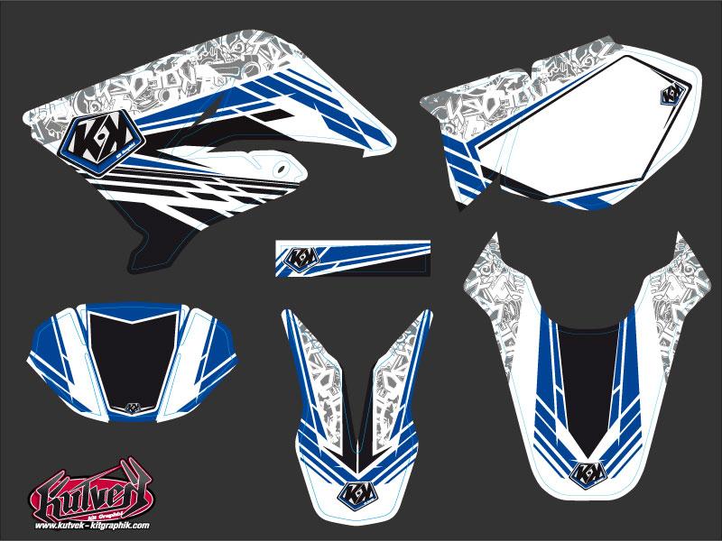 MBK Xlimit 50cc Spirit Graphic Kit