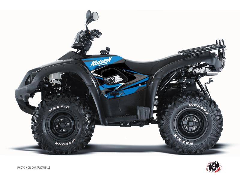 TGB Blade 1000 V-TWIN ATV Stage Graphic Kit Blue Black