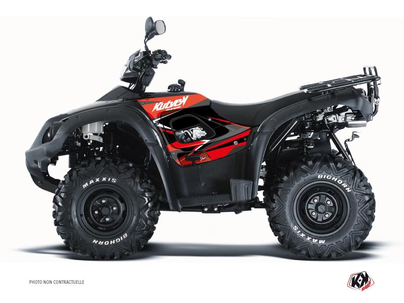 TGB Blade 1000 V-TWIN ATV Stage Graphic Kit Red Black
