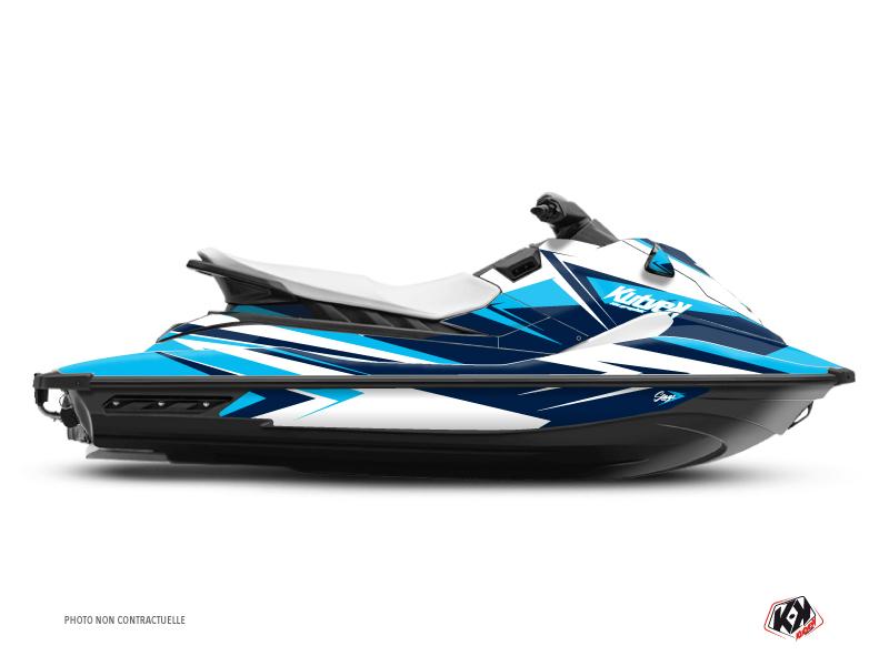 Yamaha EX Jet-Ski Stage Graphic Kit Blue