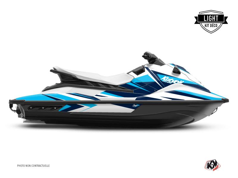 Yamaha EX Jet-Ski Stage Graphic Kit Blue LIGHT