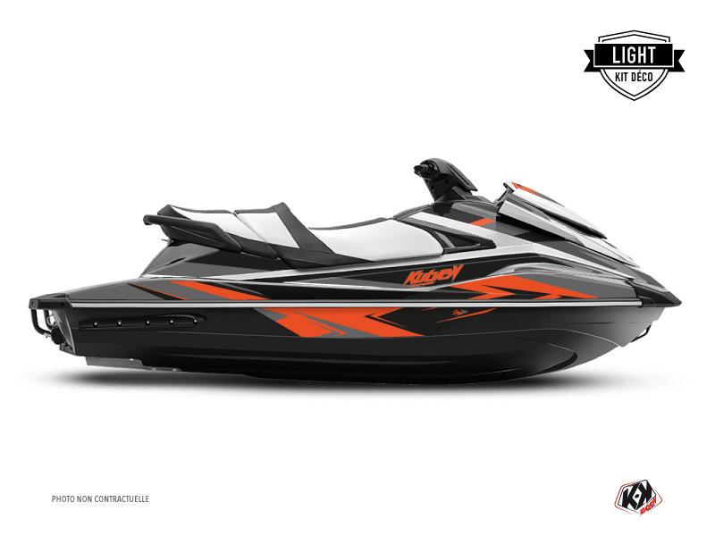 Kit Déco Jet-Ski Stage Yamaha VX Gris Orange LIGHT