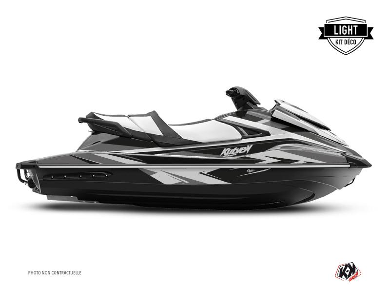 Kit Déco Jet-Ski Stage Yamaha VX Noir Gris LIGHT
