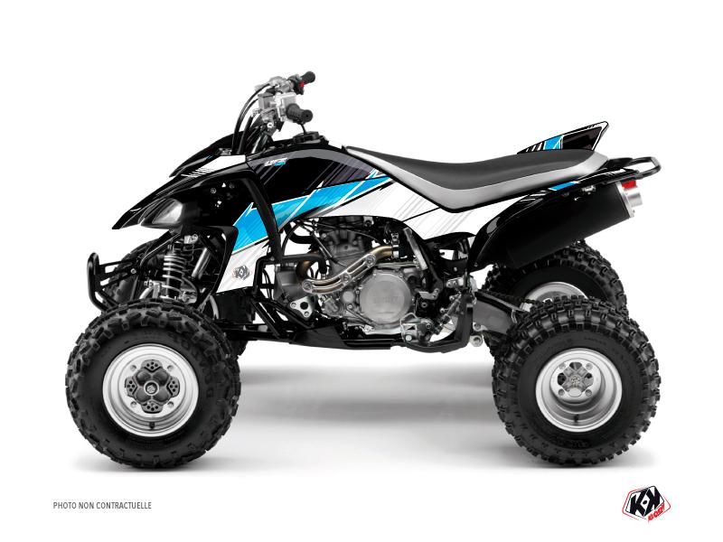 Kit Déco Quad Stripe Yamaha 450 YFZ Noir