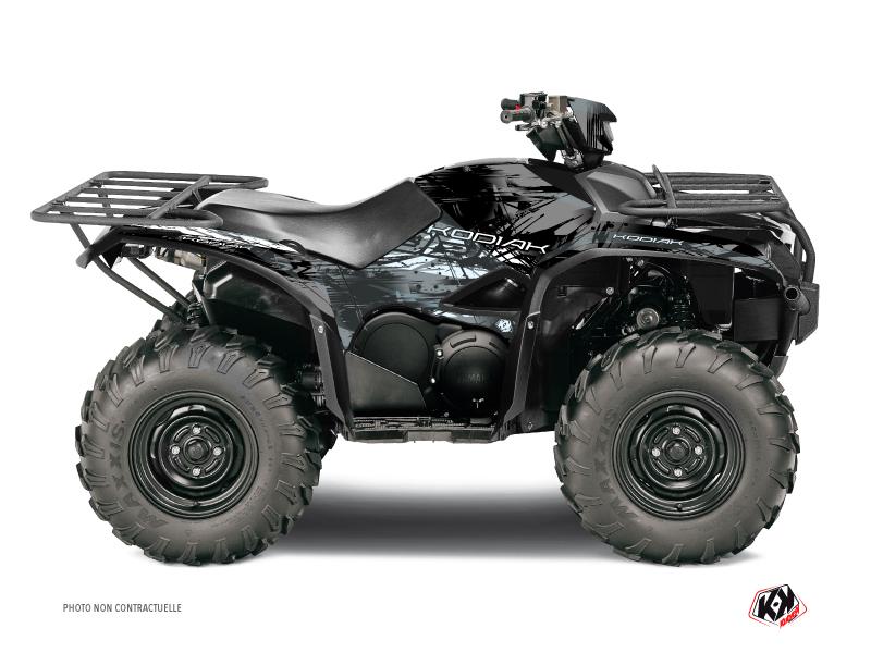 Kit Déco Quad Wild Yamaha 700-708 Kodiak Gris