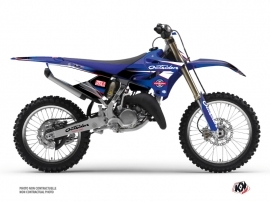 Yamaha 250 YZ Dirt Bike Replica Outsiders Academy Graphic Kit 2018