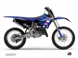 Yamaha 125 YZ Dirt Bike Replica Outsiders OTS Graphic Kit 2018
