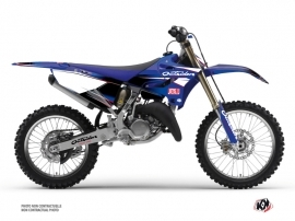 Yamaha 250 YZ Dirt Bike Replica Outsiders OTS Graphic Kit 2018