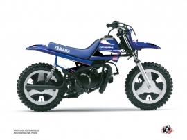Kit Déco Moto Cross Replica Outsiders OTS Yamaha PW 50 2018