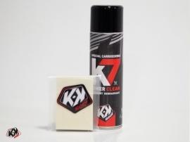 PACK Degreaser K7 + Felt KUTVEK