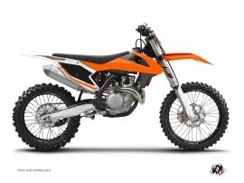 Kit Déco Fonds de plaques ALFA KTM 125 SX