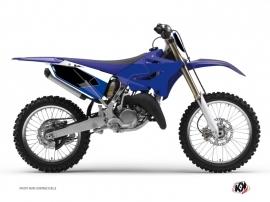 Kit Déco Fonds de plaques ALFA Moto Cross Yamaha 125 YZ