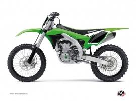 Kit Déco Fonds de plaques ALFA Kawasaki 250 KXF