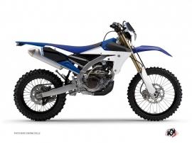 Kit Déco Fonds de plaques ALFA Moto Cross Yamaha 250 WRF