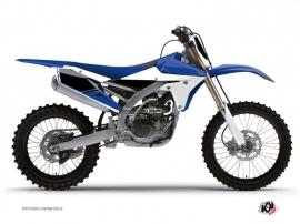 Kit Déco Fonds de plaques ALFA Moto Cross YAMAHA