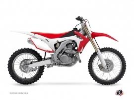 Kit Déco Fonds de plaques ALFA Honda 450 CRF