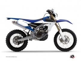 Kit Déco Fonds de plaques ALFA Yamaha 450 WRF
