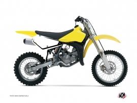 Kit Déco Fonds de plaques ALFA Suzuki 85 RM