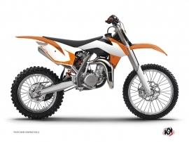 Kit Déco Fonds de plaques ALFA KTM 85 SX