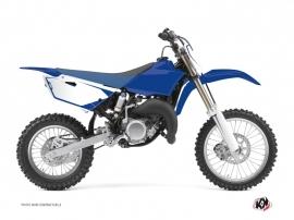 Kit Déco Fonds de plaques ALFA Moto Cross Yamaha 85 YZ