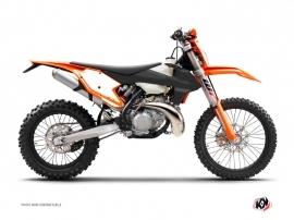 Kit Déco Fonds de plaques ALFA KTM EXC-EXCF