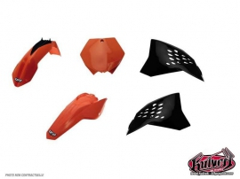 Kit Déco Moto Cross Dirt Bike Plastics Plastics KTM