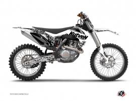 Kit Déco Moto Cross Predator KTM 250 SX Blanc