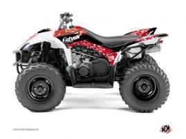 Kit Déco Quad Predator Yamaha 350-450 Wolverine Rouge