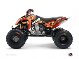 KTM 450-525 SX ATV Predator Graphic Kit Orange