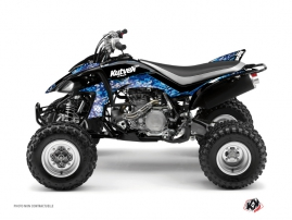 Kit Déco Quad Predator Yamaha 450 YFZ Bleu