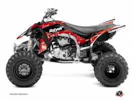 Kit Déco Quad Predator Yamaha 450 YFZ R Rouge