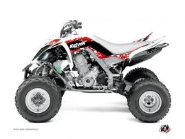 Kit Déco Quad Predator Yamaha 700 Raptor Rouge