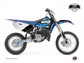 Kit Déco Moto Cross Predator Yamaha 85 YZ Bleu LIGHT