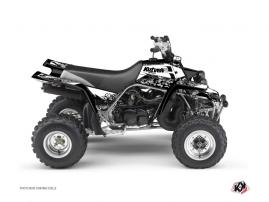 Kit Déco Quad Predator Yamaha Banshee Blanc