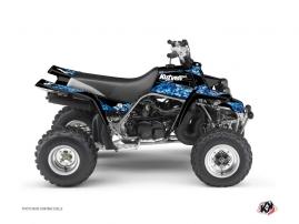 Kit Déco Quad Predator Yamaha Banshee Bleu