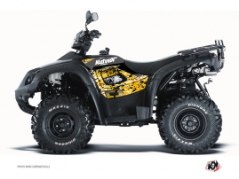 Kit Déco Quad Predator TGB Blade 1000 V-TWIN Noir Jaune