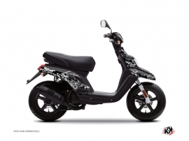 MBK Booster Scooter Predator Graphic Kit Black
