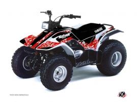 Kit Déco Quad Predator Yamaha Breeze Rouge
