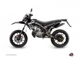 Kit Déco 50cc Predator Derbi DRD Xtreme Noir