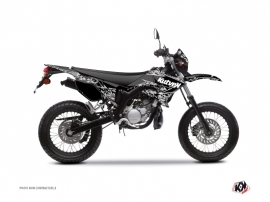 Yamaha DT 50 50cc Predator Graphic Kit Black