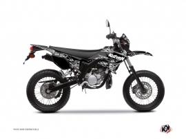 Kit Déco 50cc Predator Yamaha DT 50 Noir