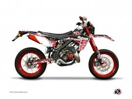 Kit Déco 50cc Predator Rieju MRT 50 Rouge