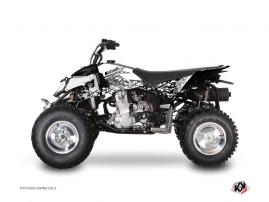 Kit Déco Quad Predator Polaris Outlaw 450 Blanc