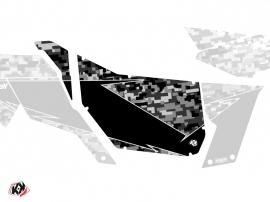 Kit Déco Portes Suicide Pro Armor Predator Can Am Maverick 2012-2017 Noir