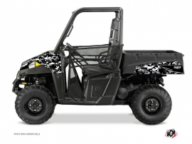 Polaris Ranger 570 UTV Predator Graphic Kit Black